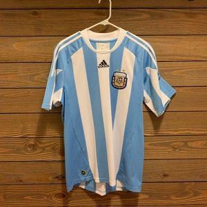 Adidas Argentina National Team Soccer Jersey